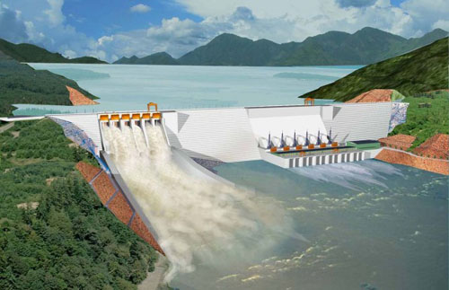 Hydroelectric power Projects
