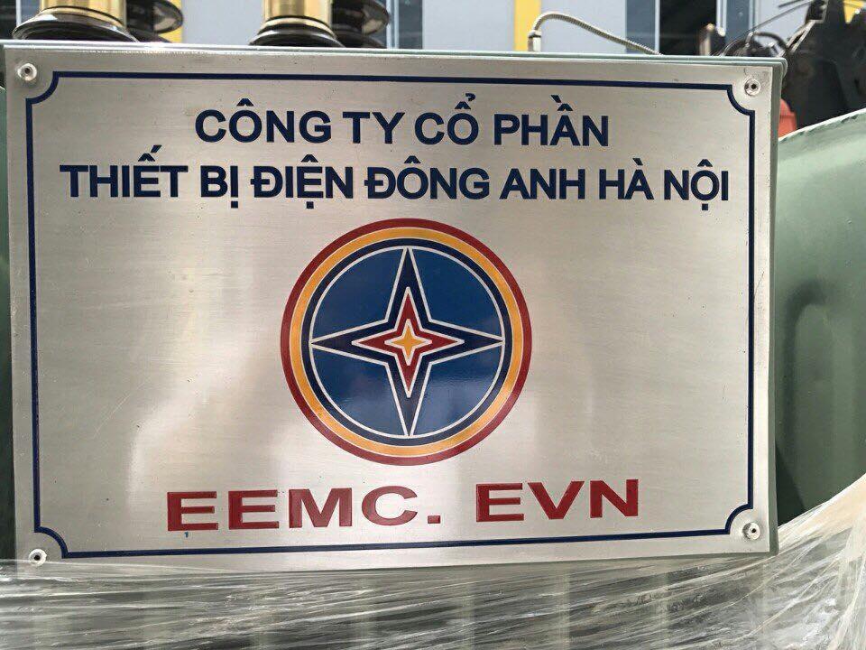 Cảnh báo: Máy biến áp mạo danh Thiết bị điện Đông Anh