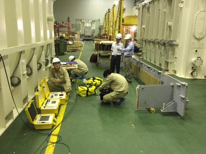 TT - Group phối hợp với EEMC giới thiệu thiết bị thí nghiệm mới