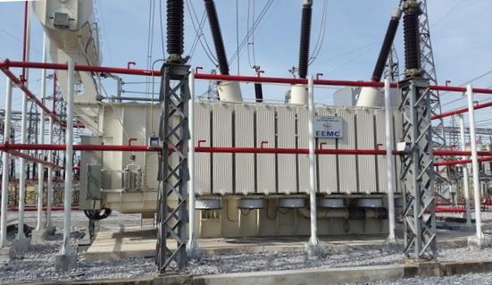EEMC cung cấp máy biến áp 220kV nâng công suất TBA 220kV Nam Định