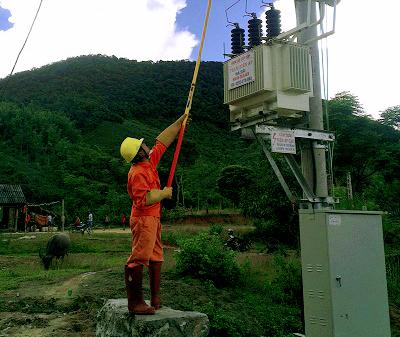 Triển khai các dự án cấp điện nông thôn, hải đảo giai đoạn 2015 – 2020