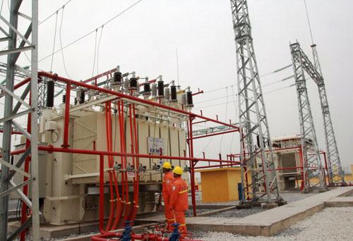 MBA 110kV Thiết bị điện Đông Anh lắp tại trạm quy mô không người trực