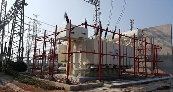 EEMC cung cấp máy biến áp 220kV cho dự án nâng công suất Trạm biến áp Vĩnh Yên