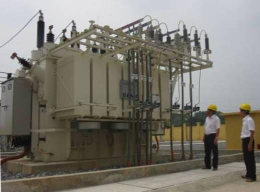 Đóng điện thành công trạm 110kV Đoan Hùng
