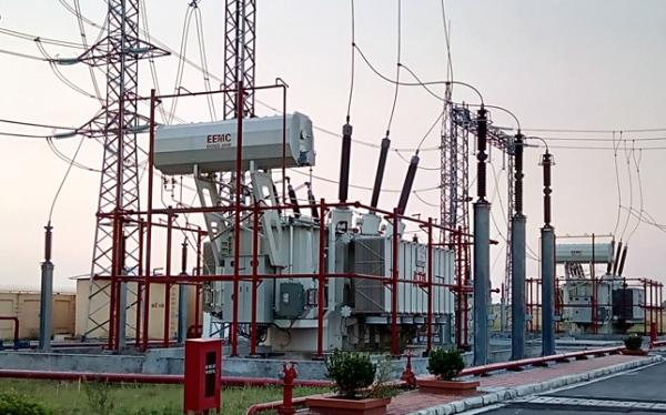 EEMC cung cấp máy biến áp 220kV tại Trạm biến áp 220kV Long Biên