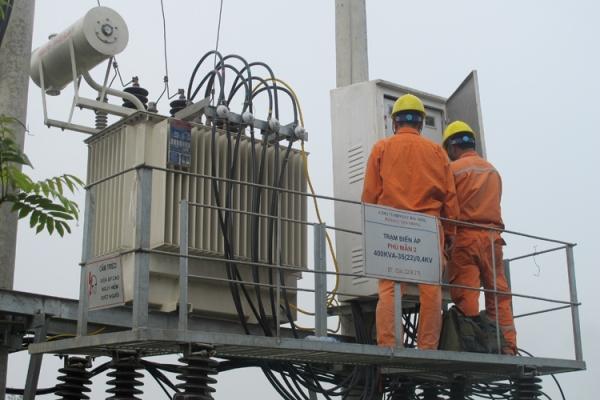 Giải pháp chống quá tải trạm biến áp phân phối ở PC Bắc Ninh