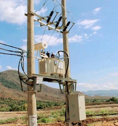 Gian nan đưa điện lên vùng cao