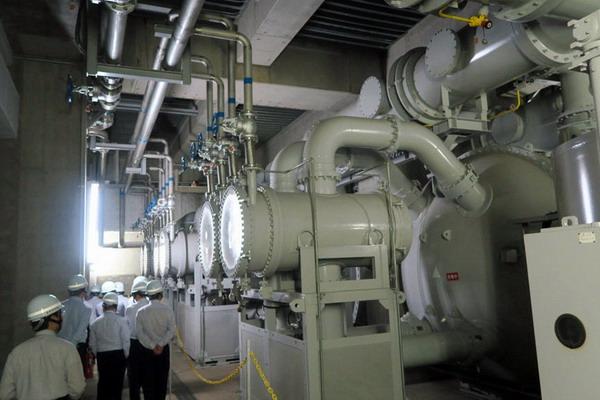 Trạm biến áp ngầm 500kV đầu tiên của thế giới