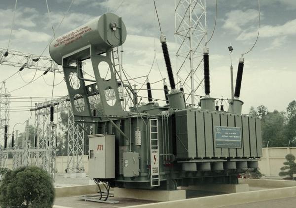 Máy biến áp 220kV – 125MVA