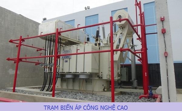 Thao tác máy biến áp theo quy trình thao tác trong hệ thống điện quốc gia