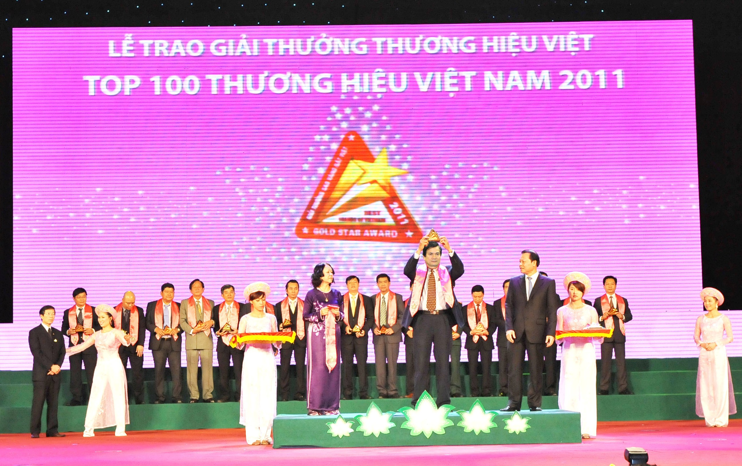 Thuong hieu Viet 2011