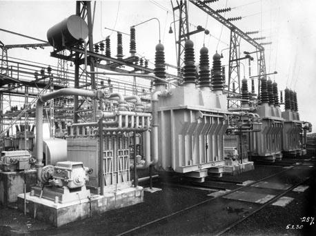 Máy biến áp – Lịch sử ra đời và phát triển