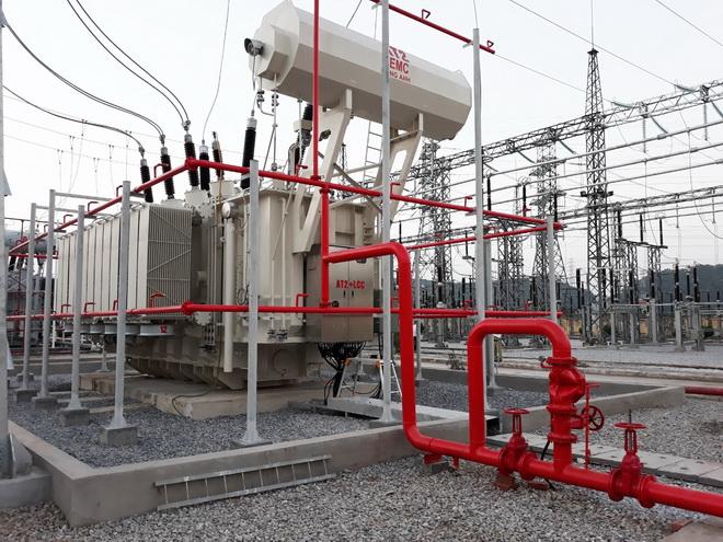 EEMC: Hoàn thành nâng công suất TBA 220 kV Hải Dương 2