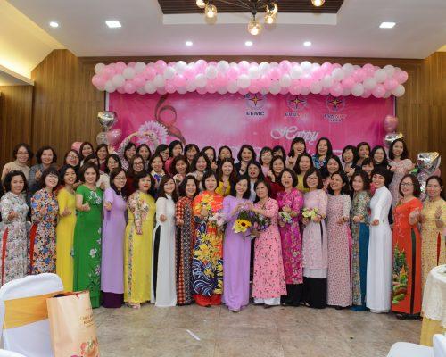 Hành trình về nguồn, học tập và phát huy truyền thống phụ nữ Việt