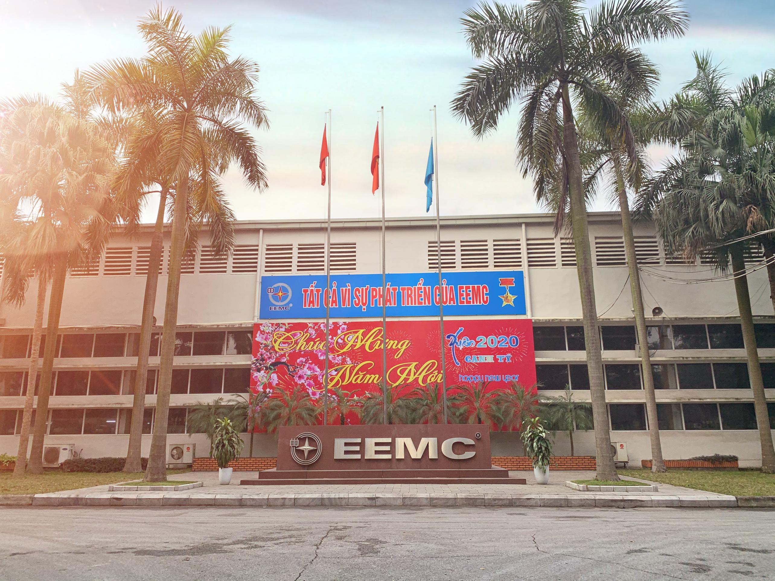 EEMC và những thành tích nổi bật trong năm 2019