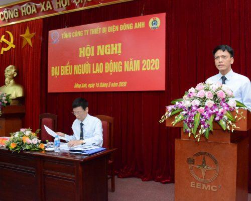 HỘI NGHỊ NGƯỜI LAO ĐỘNG EEMC NĂM 2020