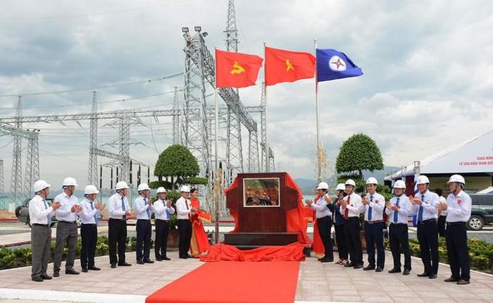 EEMC chế tạo nhanh góp phần đóng điện vận hành  TBA 220kV-250MVA Ninh Phước và nhiều dự án điện mặt trời vượt tiến độ