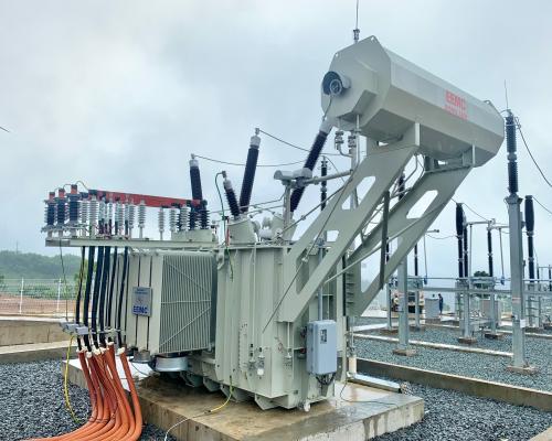 Dự án Điện gió AMACCAO – dấu mốc khẳng định năng lực thiết kế, chế tạo máy biến áp của EEMC
